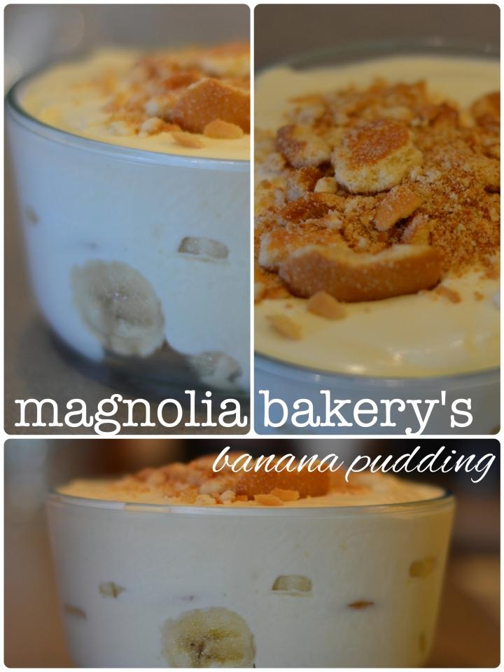 Magnolia Bakery's BananaPudding
