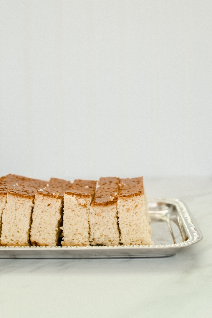 Castella (Honey Cake)