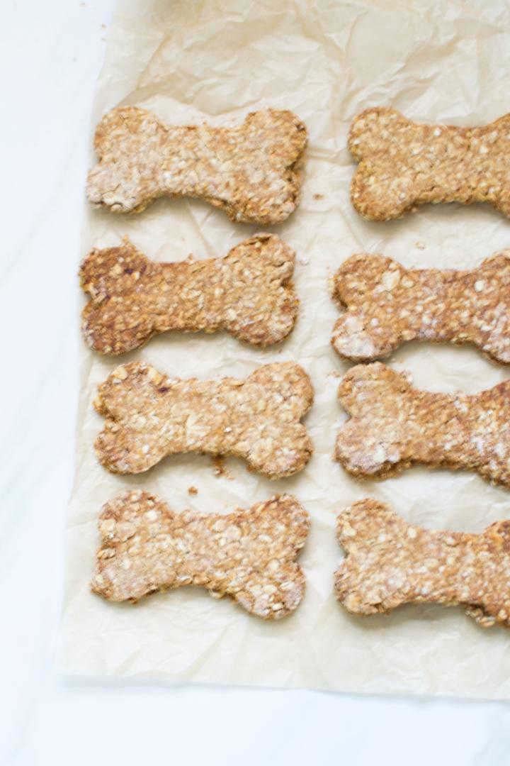 Peanut Butter DogTreats