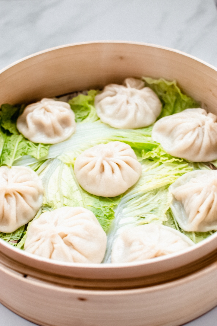 Chinese Soup Dumplings (小籠包)
