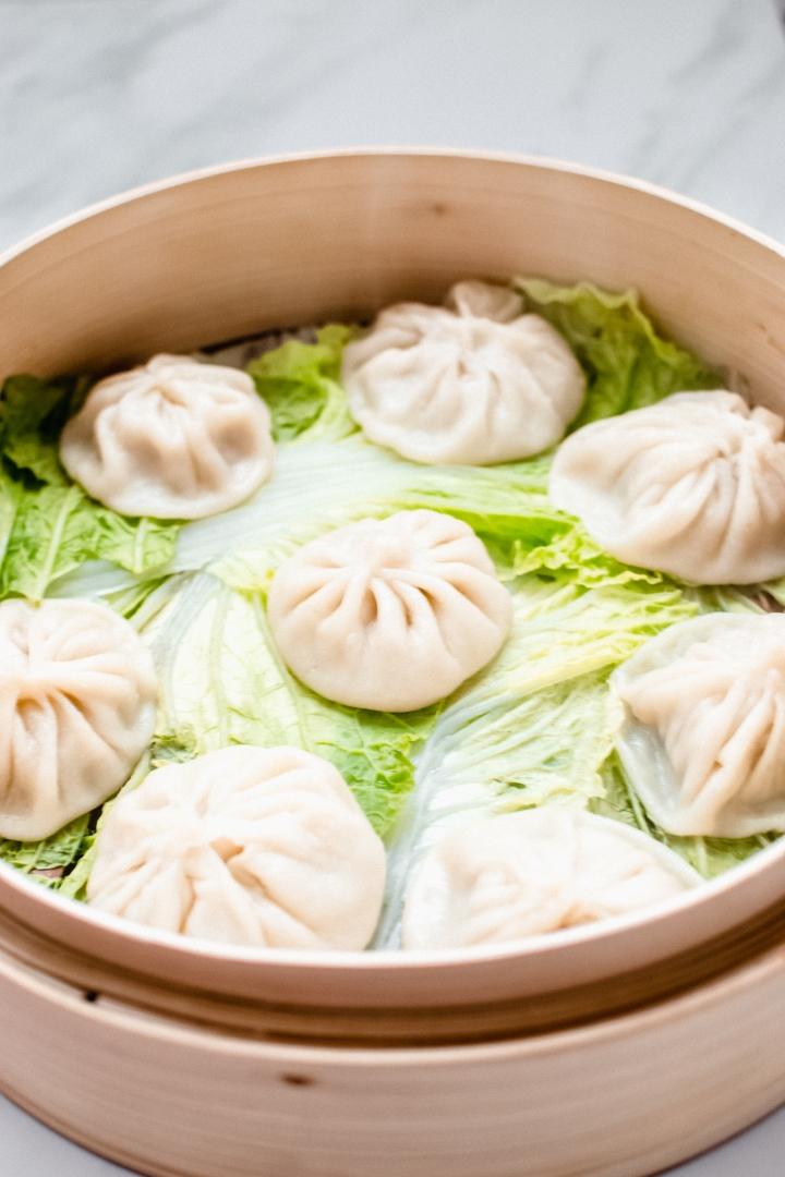 Chinese Soup Dumplings(小籠包)