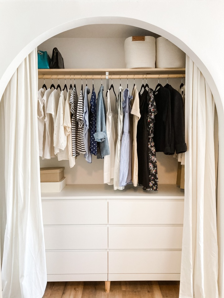 His & Her Closets, Pt. 1