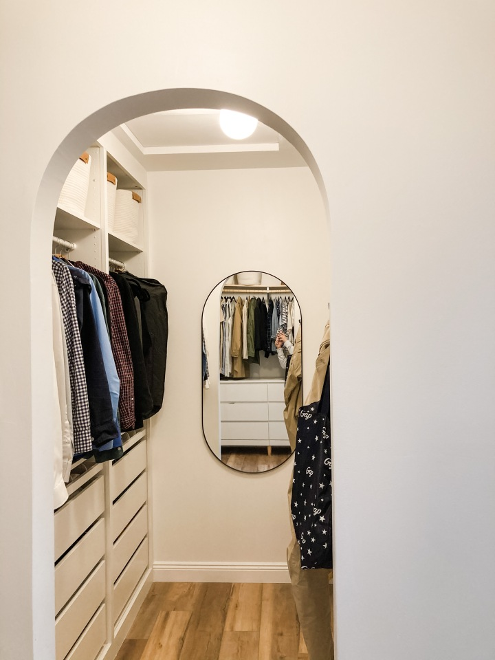 His & Her Closets, Pt.2